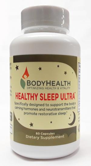 Alma Supplements - Healthy Sleep