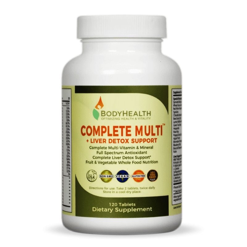 Body Health - Complete Multi - Alma Supplements