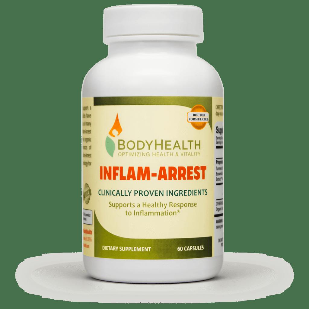 Body Health - Inflam-Arrest - Alma Supplements