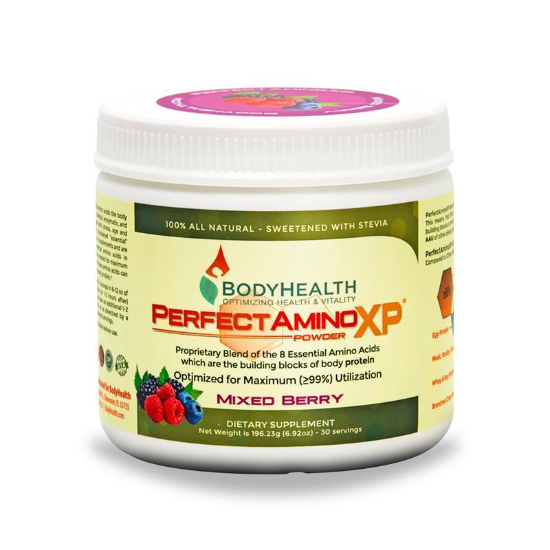 PerfectAminoXP Mixed-Berry - Alma Supplements