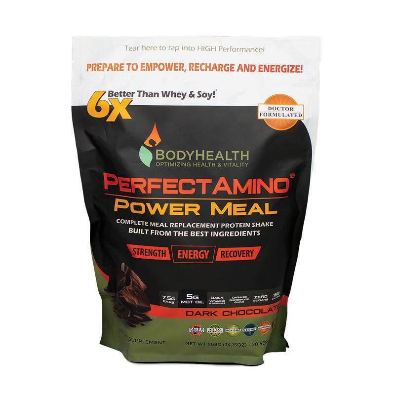 Alma Supplements - Perfect Amino Meal Replacement