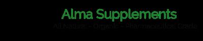 Alma Supplements Logo