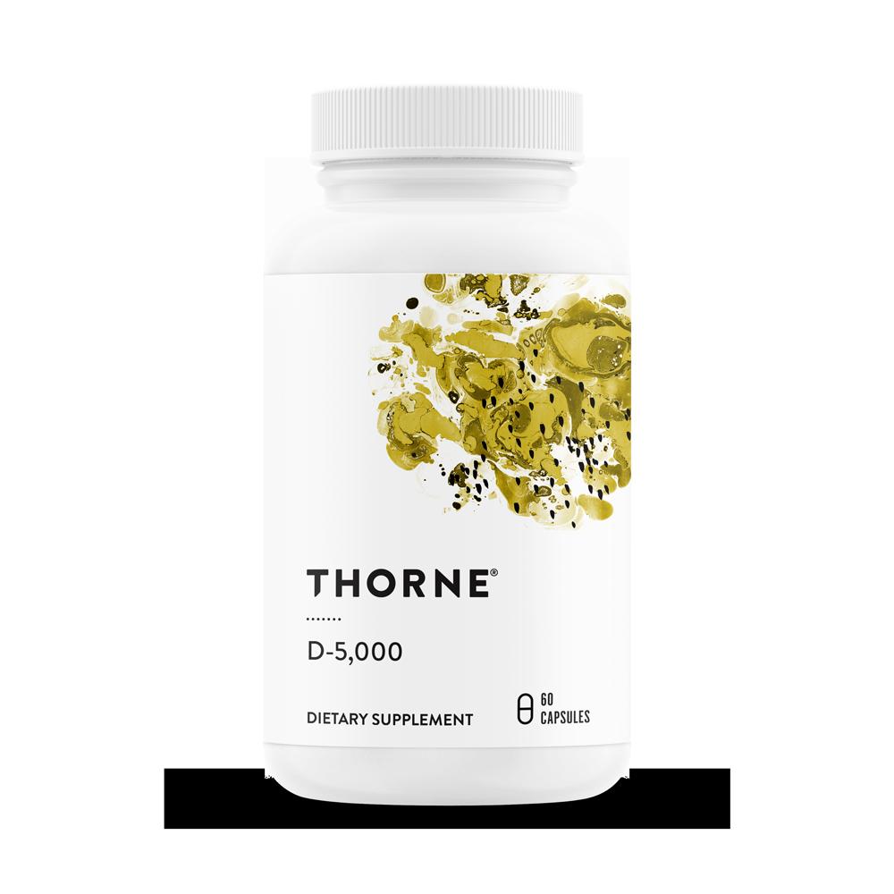 Vitamin D 5000 - Alma Supplements