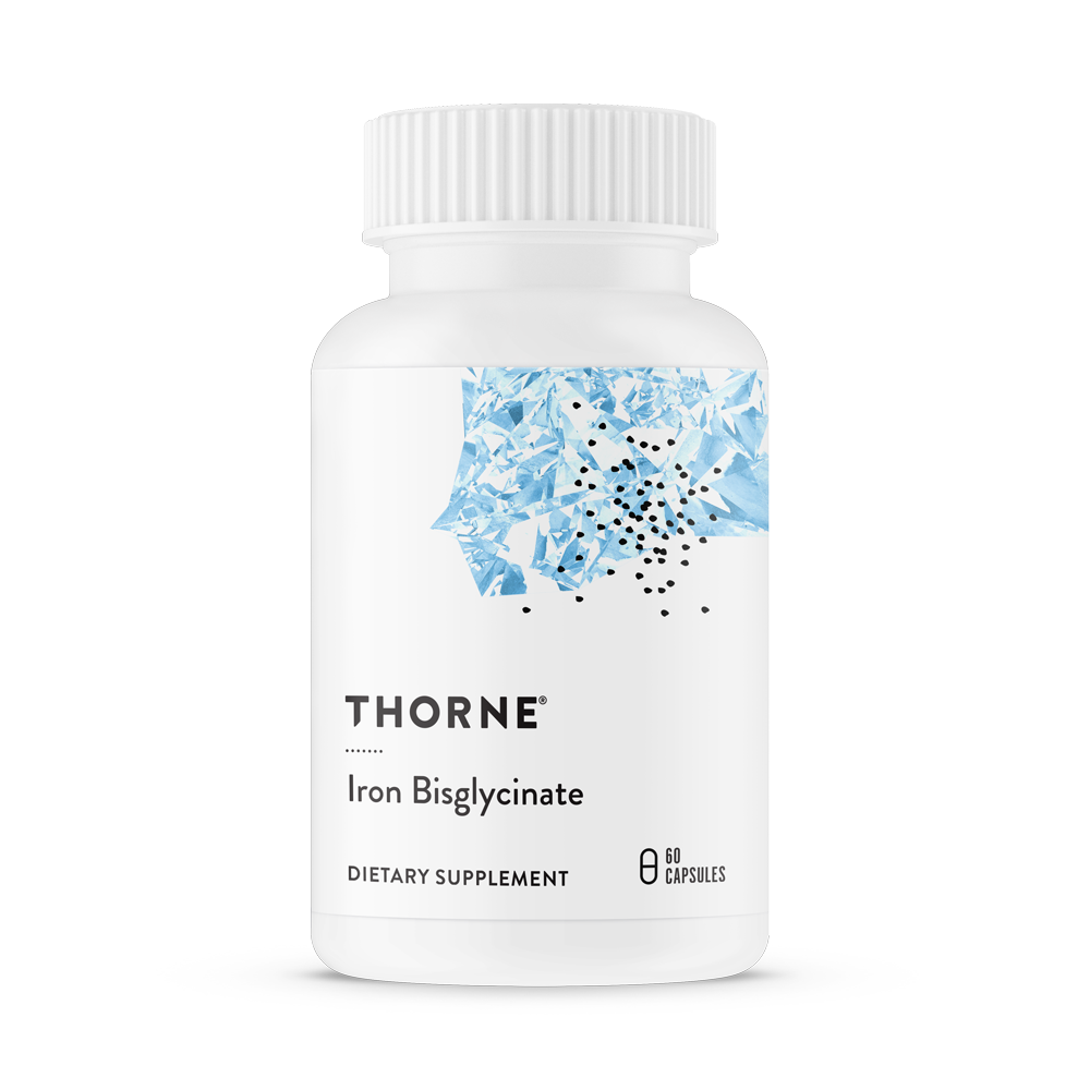 Thorne Iron - Alma Supplements