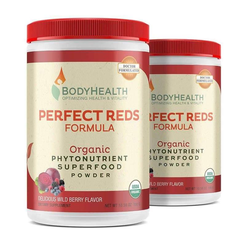 Alma Supplements - Perfect Reds 5