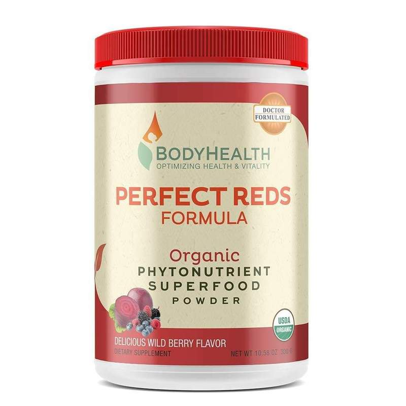 Alma Supplements - Perfect Reds