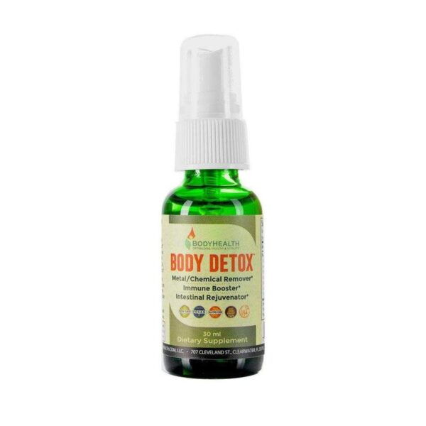 Alma Supplements - Body Detox