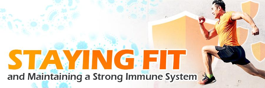 Alma Supplements - Staying Fit