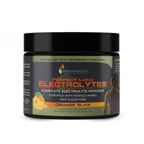 Alma Supplements - BodyHealth - Electrolytes PerfectAmino