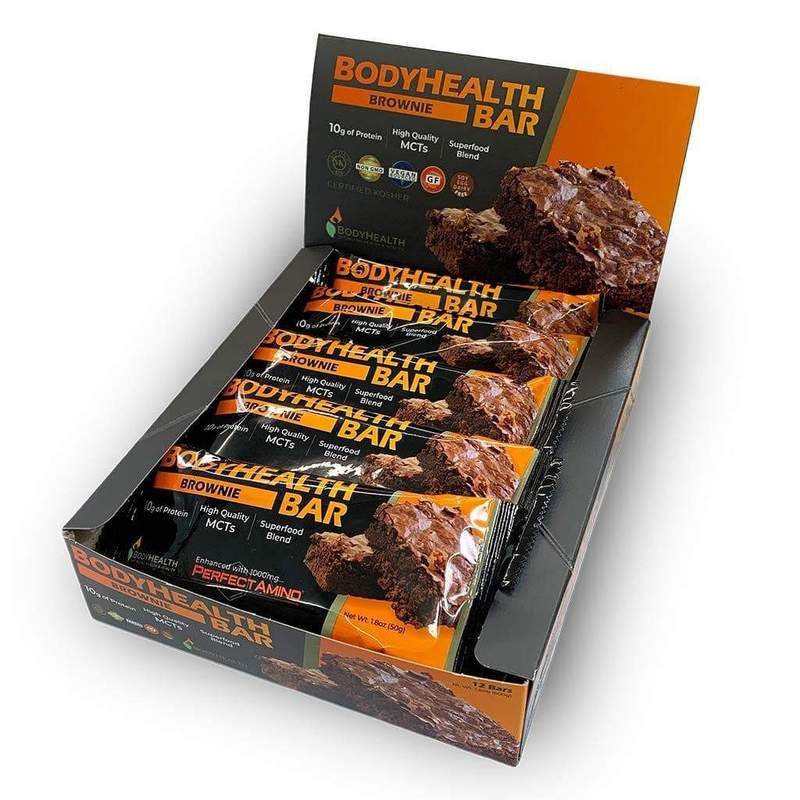 Alma Supplements -Box or Protein Bars
