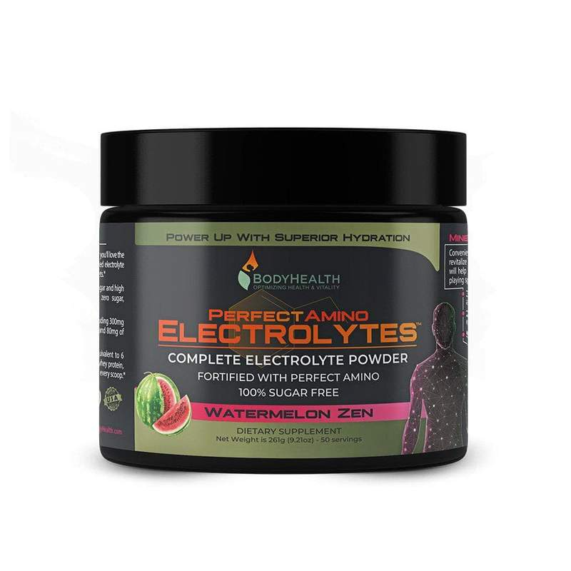 Alma Supplements - Perfect Amino Electroylytes Water Melon