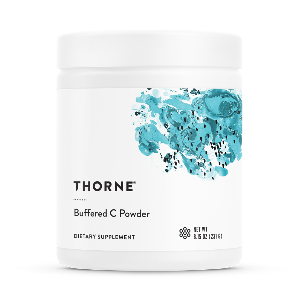 Alma Supplements - Thorne Vitamin C Powder