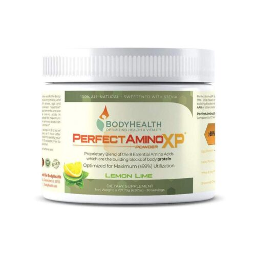 Alma Supplements - PerfectAmino Lemon Lime