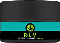 Alma Supplements - Hemp Balm