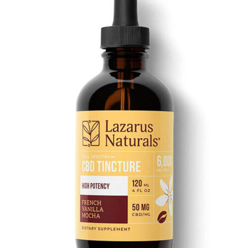 Lazarus Naturals CBD Tincture 1500 mg