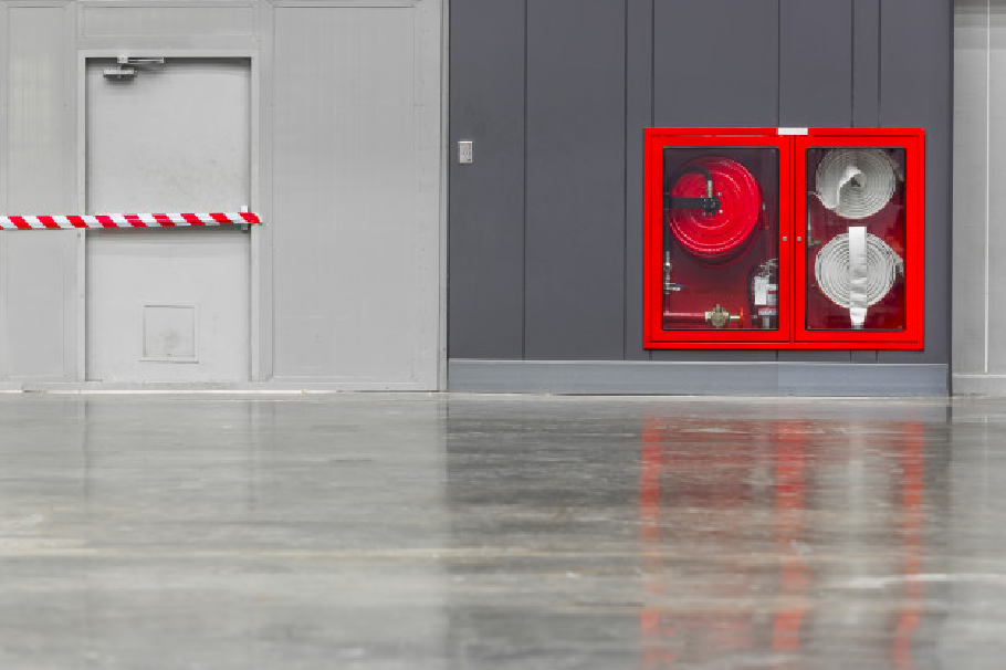 Fire Protection System in Building
