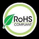 RoHS Compliant Company Logo