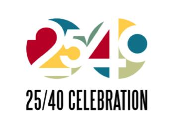 25 40 logo