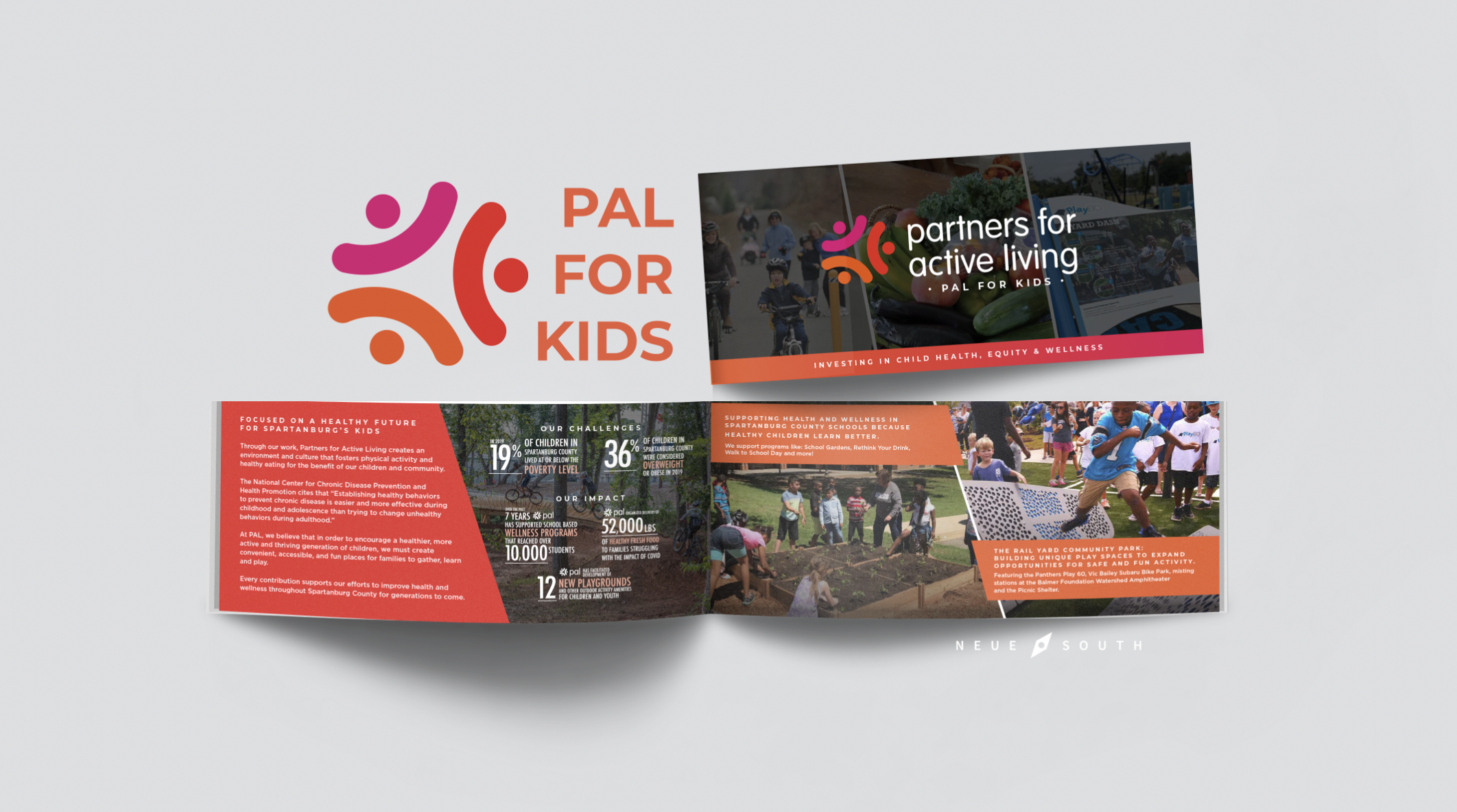 Partners for active living PAL for kids