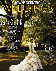 Town & Country Weddings   Fall/Winter 2011