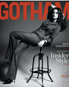 Gotham   December/January 2010