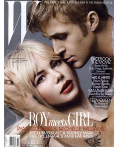 W Magazine   October 2010