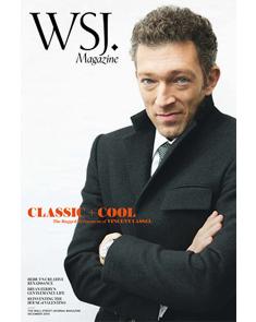 WSJ Magazine   December 2010