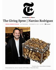 T Magazine | December 2012