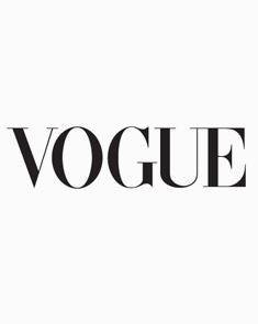 Vogue   July 15, 2014
