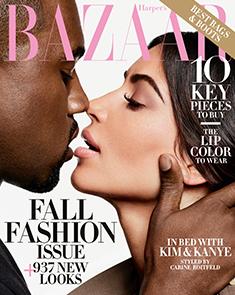 Harper's Bazaar | September 2016