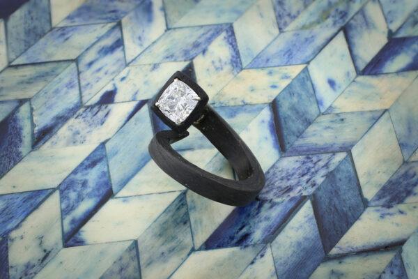 Fabio Salini 'Chiodo' Diamond Ring