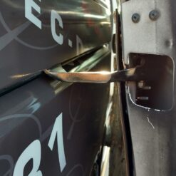 Ford econoline door slide extension