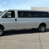 lifted chevrolet express 2500