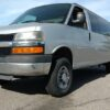 lifted chevy express 2500