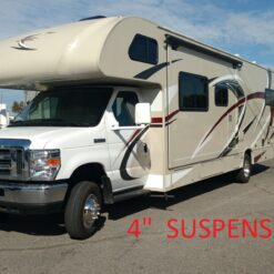 class c RV 4 suspension lift