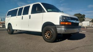 Chevrolet Express OEM Over laod spring replacement