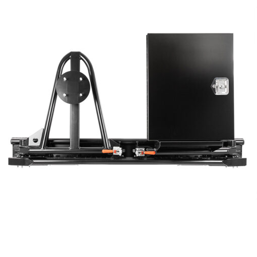 Ford-E-Series-Rear-Tube-Bumper-Dual-Swing-Tire-Mount-Complete-Package