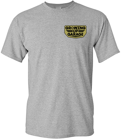 GUG Grey T Front