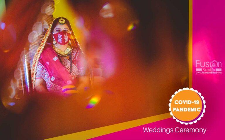 Covid-19 pandemic Weddings Ceremony
