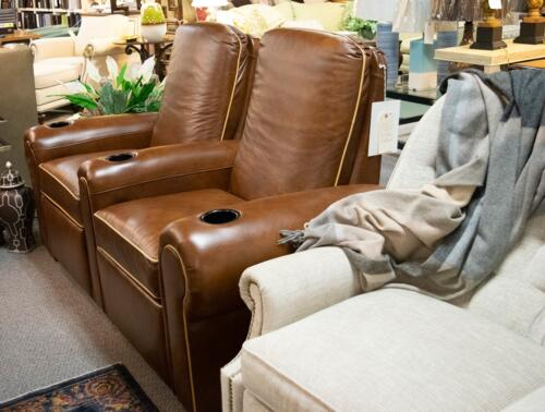 Recliners with Cup Holders