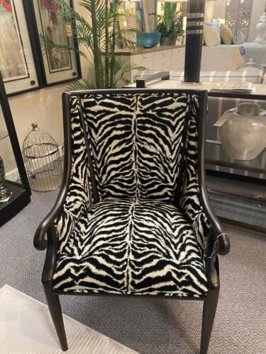 zebraprintchair
