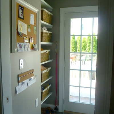 Mud rooms & Laundry rooms