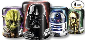 4 Pack Star Wars Trident Gum