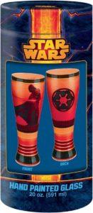 Darth Vader Hurricane Glass 3