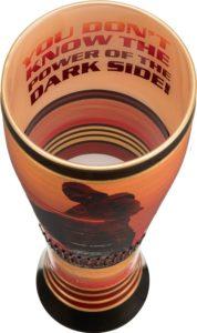 Darth Vader Hurricane Glass 4