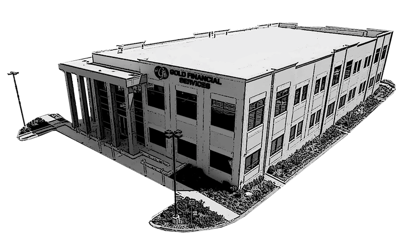 Gold Financial Services Corporate Building