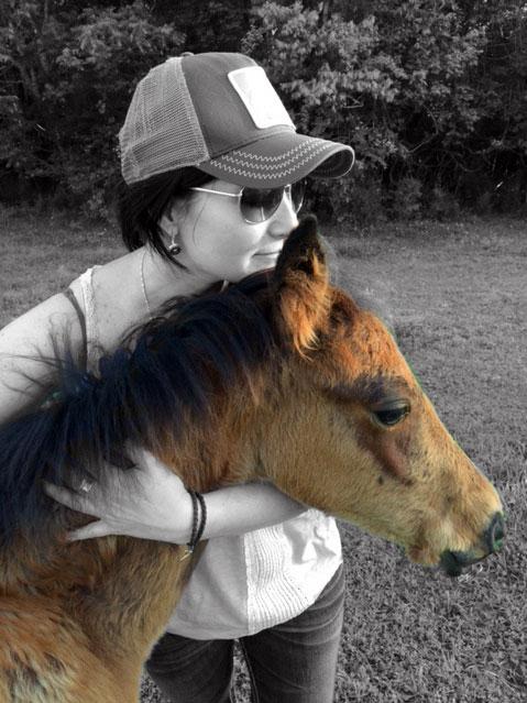 Julie and AK Catherine, Alabama