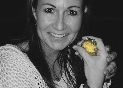 Frog, Southern Falls Plantation