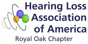 HLAA Royal Oak Chapter Logo