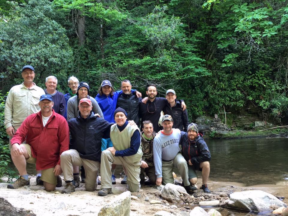 Men's Hike Trip
